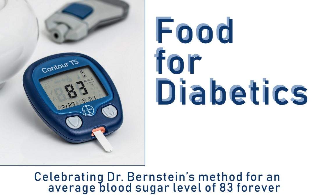 Food For Diabetics – FREE Workshop