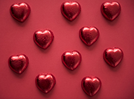 Valentine's Day Good-For-You Candy